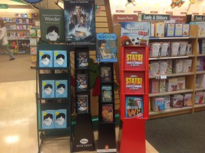 Clackamas B&N Display