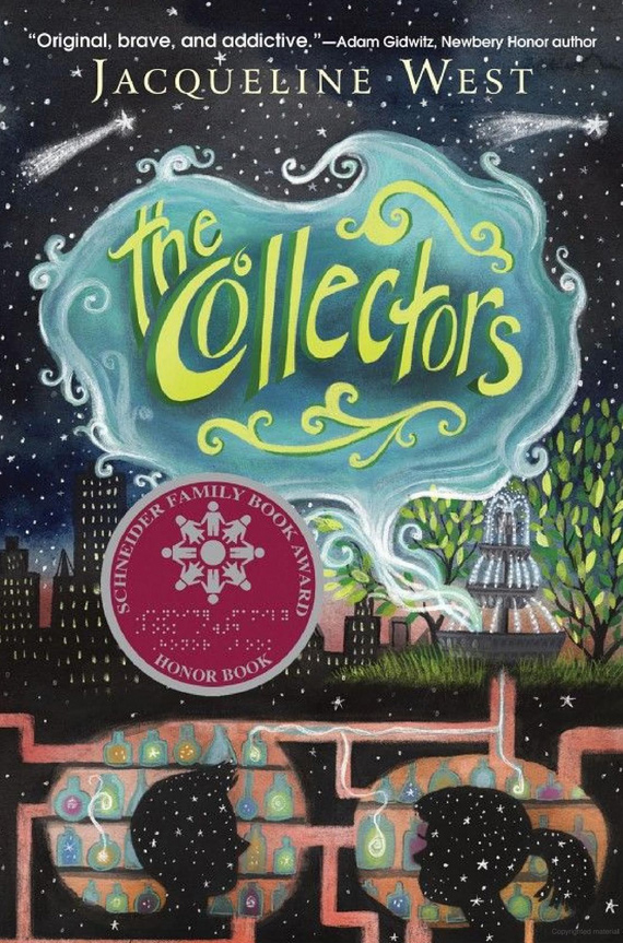 Cover of The Collectors by Jacqueline West