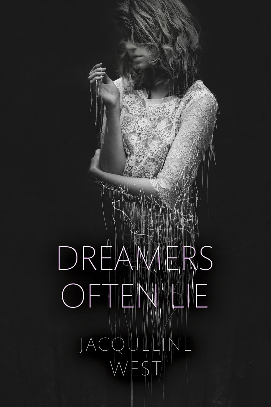 Dreamers Often Lie by Jacqueline West - cover
