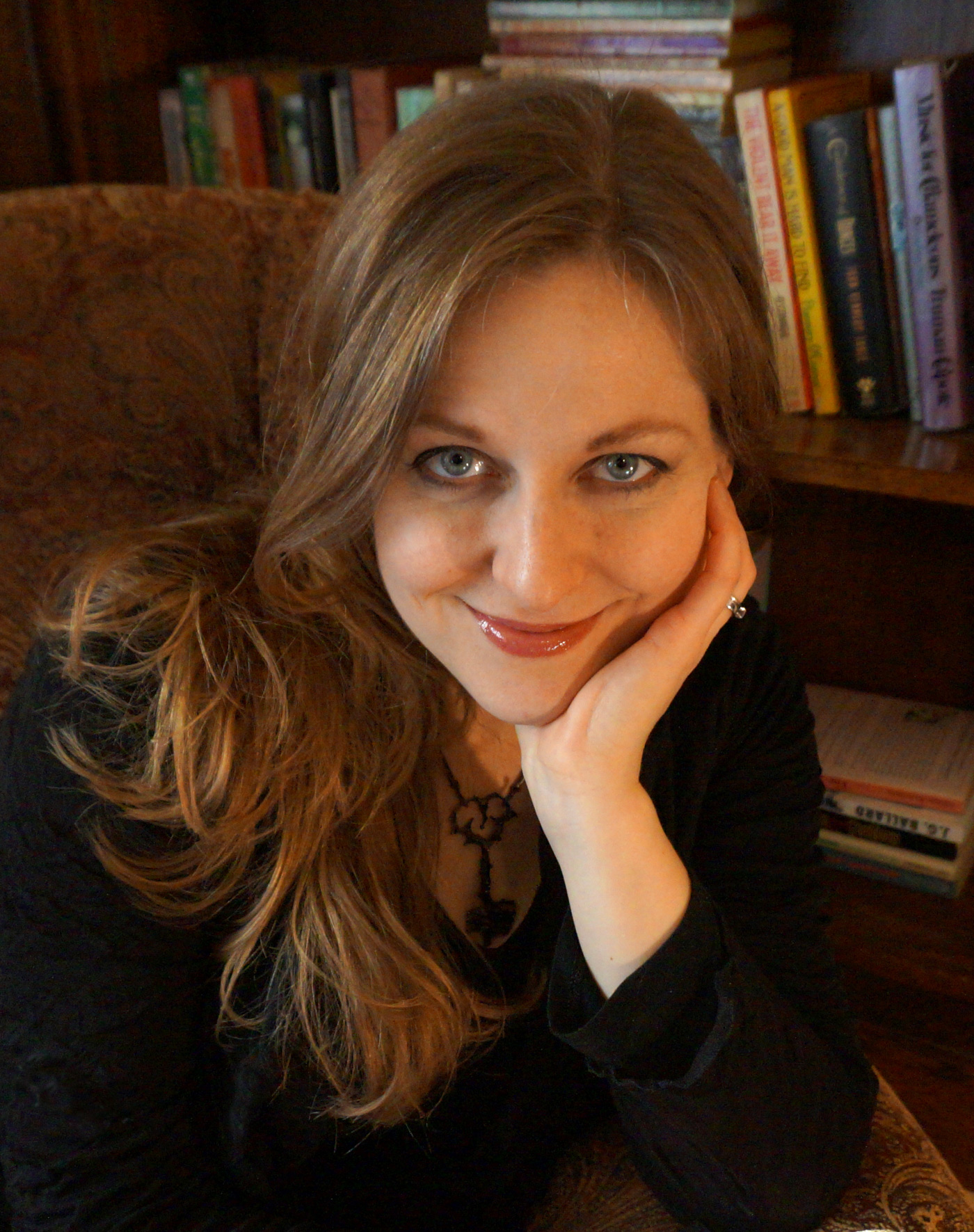 Photo of author Jacqueline West